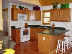 Riverwalk vacation rental cabins